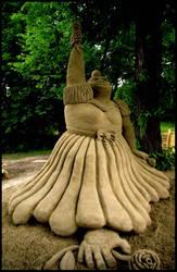 PRIMA'te' BALLERINA by sculptin