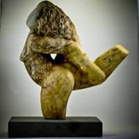 Jana Dancing by sculptin