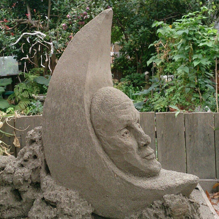 Moonman by sculptin
