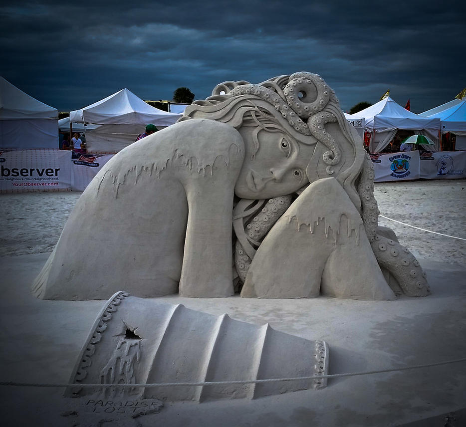 Paradise Lost by sculptin