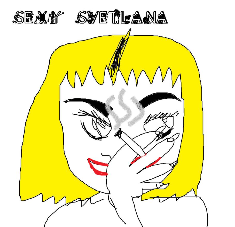 sexy svetlana by Maddog55567