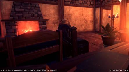 Maladorr Manor: Dakura's Room 2