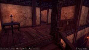 Maladorr Manor: Second Floor Landing