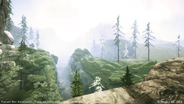Tamillan Highlands