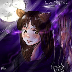WolfWoman- My LAST request.