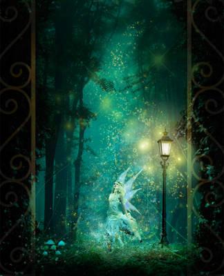 Fairy Forest by Killian-Hollow