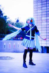 Miku Hatsune Love is war by Killian-Hollow
