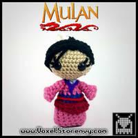 Mulan Small Plush