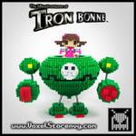 Tron Bonne by VoxelPerlers