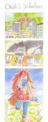 Kamigan #68 - Osaki's Destruction by Bill-Beauxquais