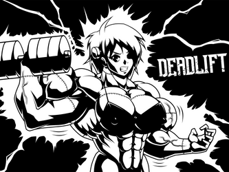 Deadlift! by Fersax