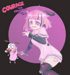 Courage by tokyoghoost