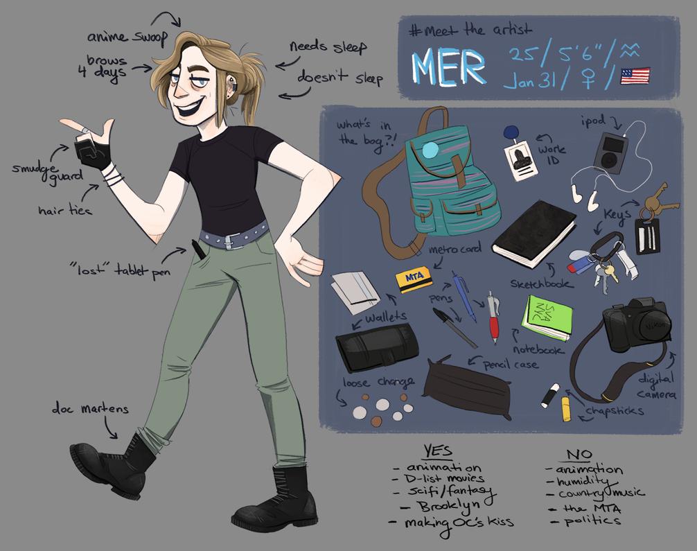 Meet the Artist 2017 by mernolan