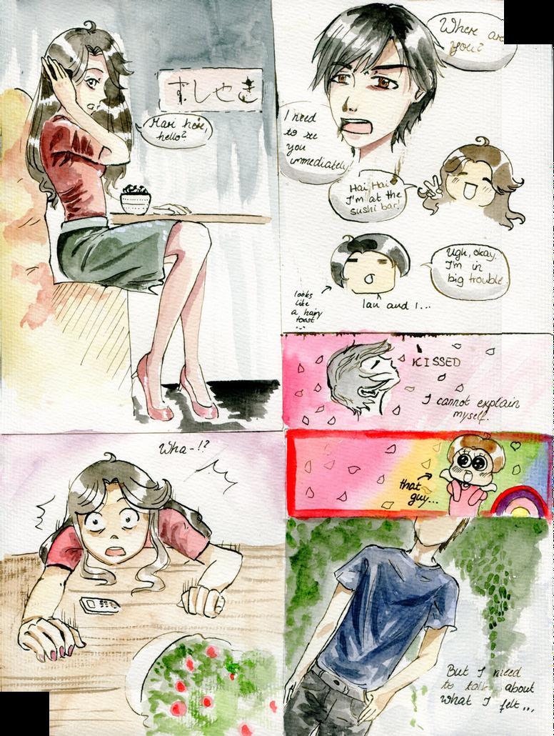Ianthony the manga *8* by Muffyma