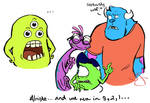 Monsters University...