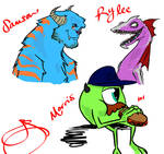 Monsters Inc Dads