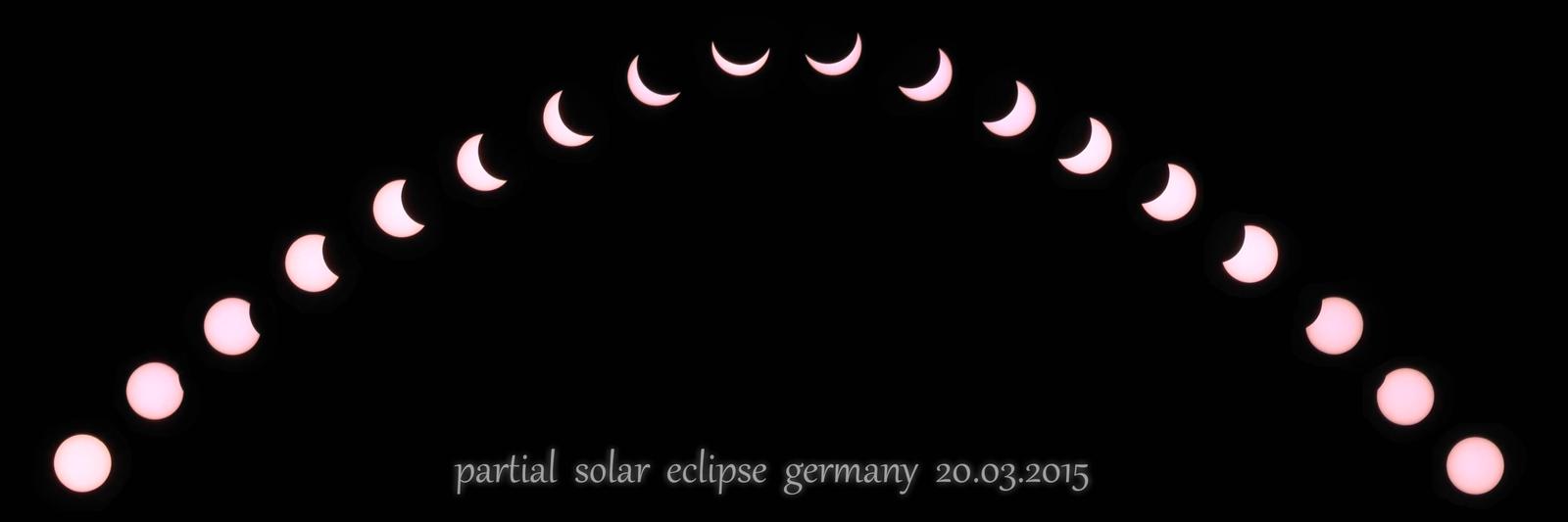 partial solar eclipse germany 2015 by anineko