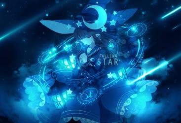 100717 - FALLING STAR by Kanon-B200x
