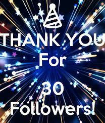 30 Watchers (thank you)