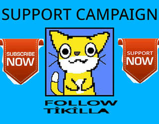 Support Campaign (Spread this image) Add Favorites by tikilla2