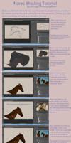 Horse Shading Tutorial