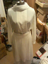 Princess Leia Costume View Three