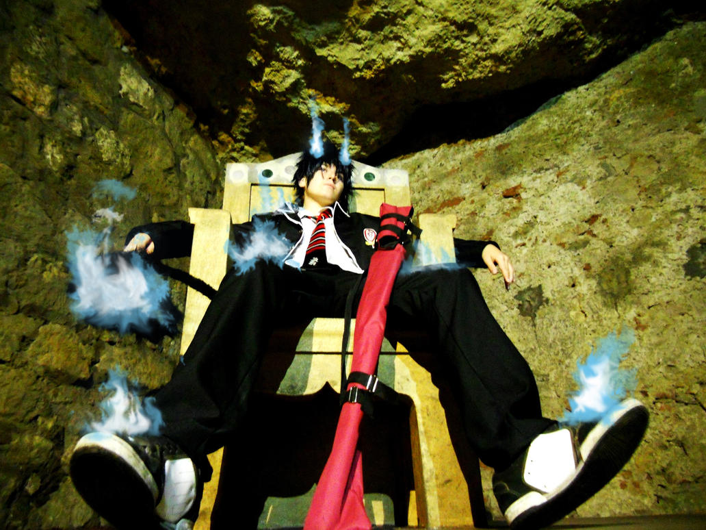 King of Gehenna by IchiNaruRyu