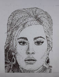 Adele by Art-JCM