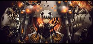 Machine Soul By Dvg