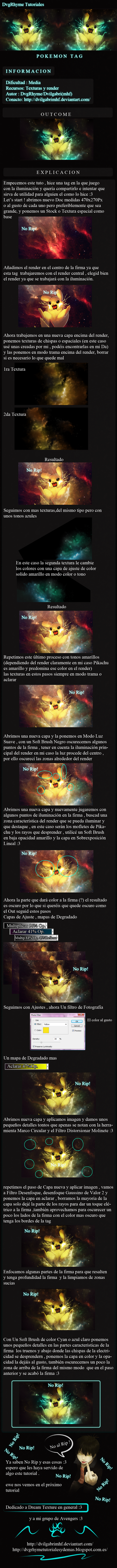 Tutorial Pokemon Tag by Dvilgabrimhf
