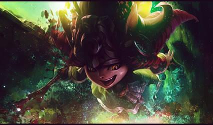 Dragon Trainer Lulu by Dvilgabrimhf