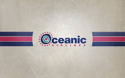 Oceanic Airlines Wallpaper by cata655321
