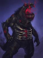 D'Compose Inhumanoids Fanart by RoadBull