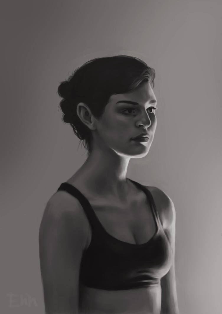 Light - Study by Kattperuk