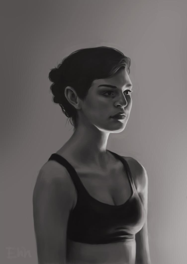 Light - Study by Kattperuk