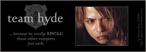 Team Hyde by midori711c