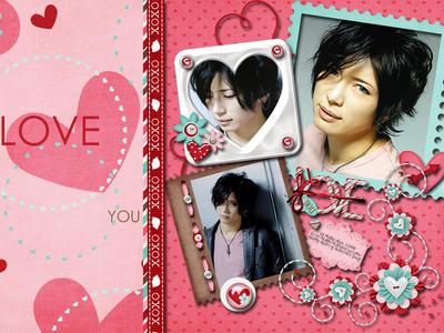 Be My Valentine by midori711c