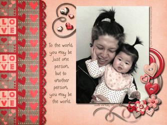 My Heart Belongs to Daddy by midori711c