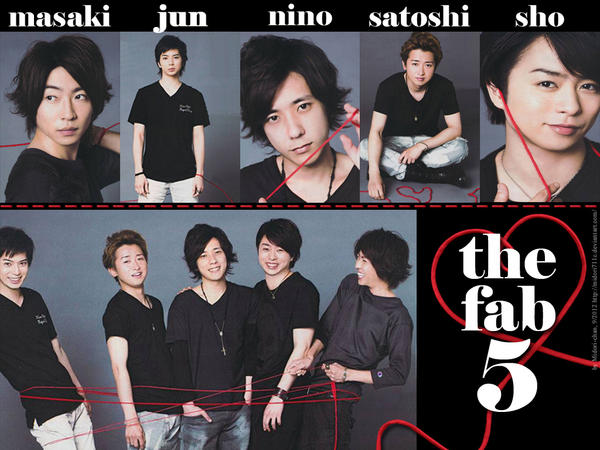 The Fabulous Five by midori711c