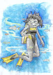 Underwater Free time