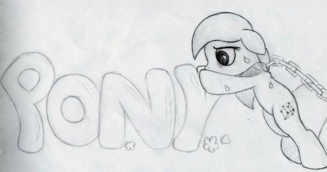 Pony Slave [NATG'16 D2]