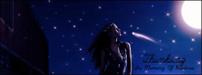 In memory of Kristina by StevenCZ