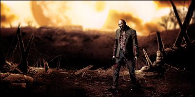 Zombie by StevenCZ