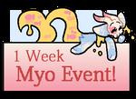 Aqua spirits myo event! (Closed)