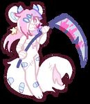 Is this a new danganronpa character? ~ At