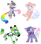 Just some adopts ~ CLOSED AUCTION