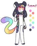 Sam !! ~ Oc