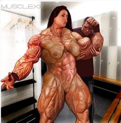 Musclexmosnter by sgcaio