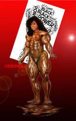 Musclexx Blackpower by sgcaio