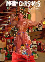 Merry Musclexx by sgcaio